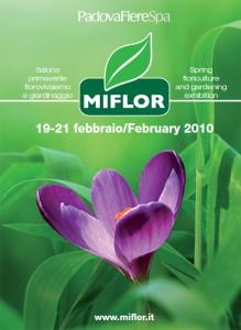 Miflor primavera 2010 giardinaggio magazine la rivista for Cosa seminare a febbraio