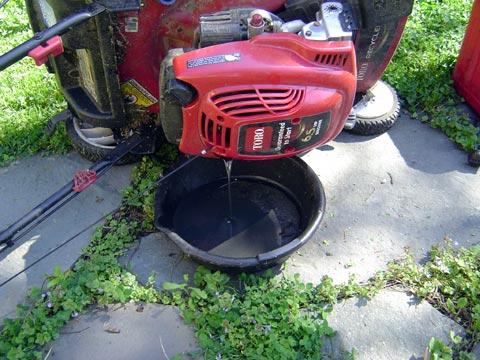 lawn boy 6.5 hp mower manual