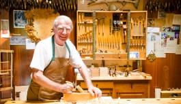 Legna secca, come trattare il legno per realizzare manufatti