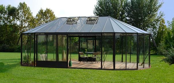 Ripariamo dal gelo le nostre piante giardinaggio - Serre da giardino usate ...