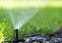 Irrigatori da giardino: cosa sono e come funzionano