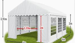 Gazebo mobili in giardino: servono i permessi per montarli?