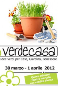 Verde Casa 2012 Giardinaggio Magazine La Rivista Online